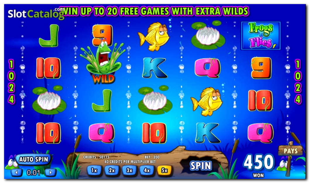 215 Free Spins no deposit at Party Casino