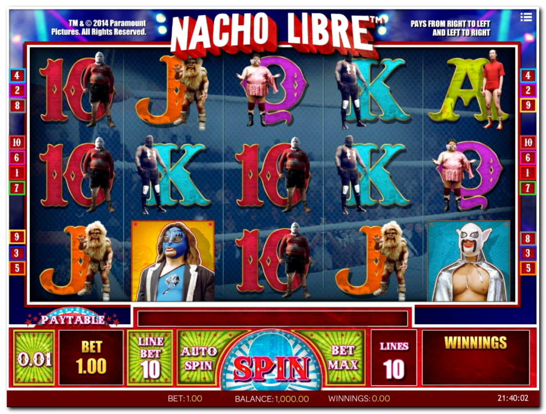 11 Free Spins right now at Casino-X