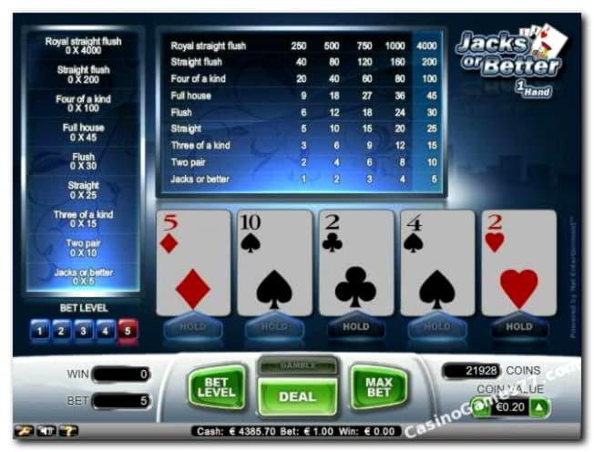 €4125 No deposit casino bonus at bWin Casino