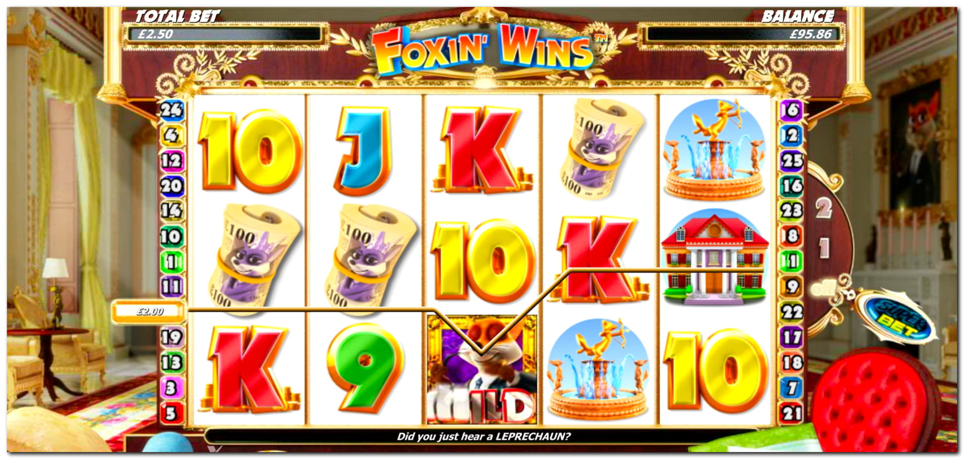 Tours 260 GRATUITS sur 888 Casino