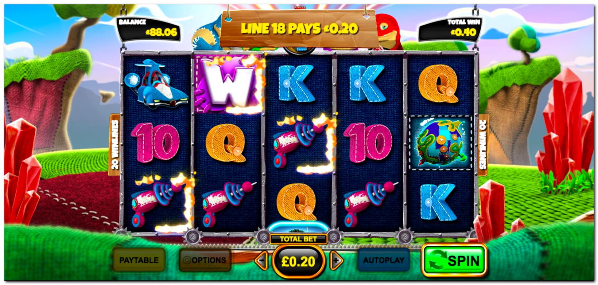 605% First deposit bonus at Video Slots Casino