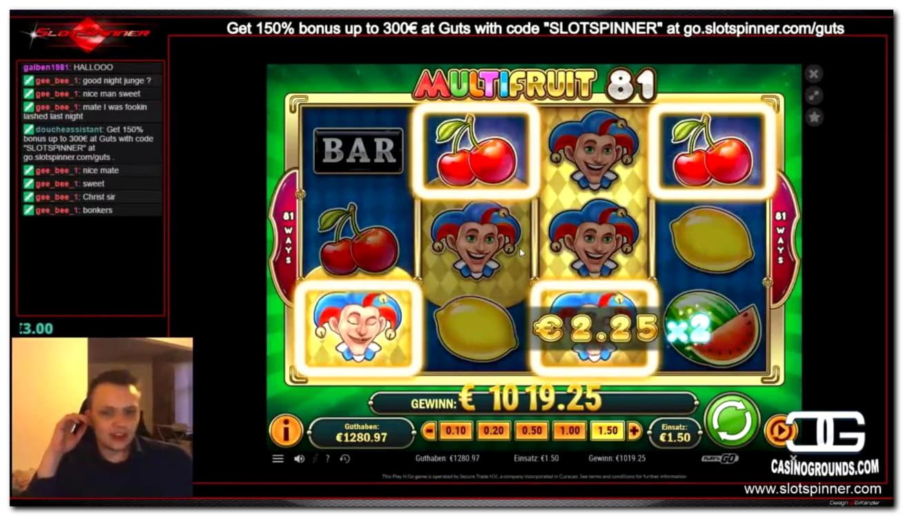 180 Trial Spins at Genesis Casino