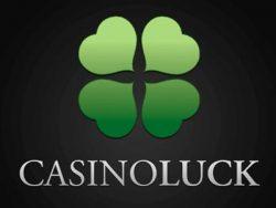 525% casino match bonus at Casino Luck