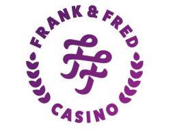 660% Match Bonus at Frank and Fred Casino