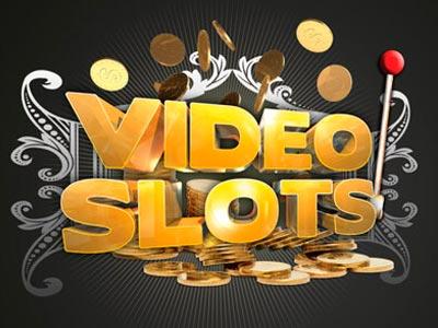 Videoslots Casino beeldschermafdruk